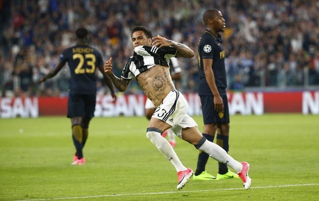 Tran Juve vs AS Monaco anh 31