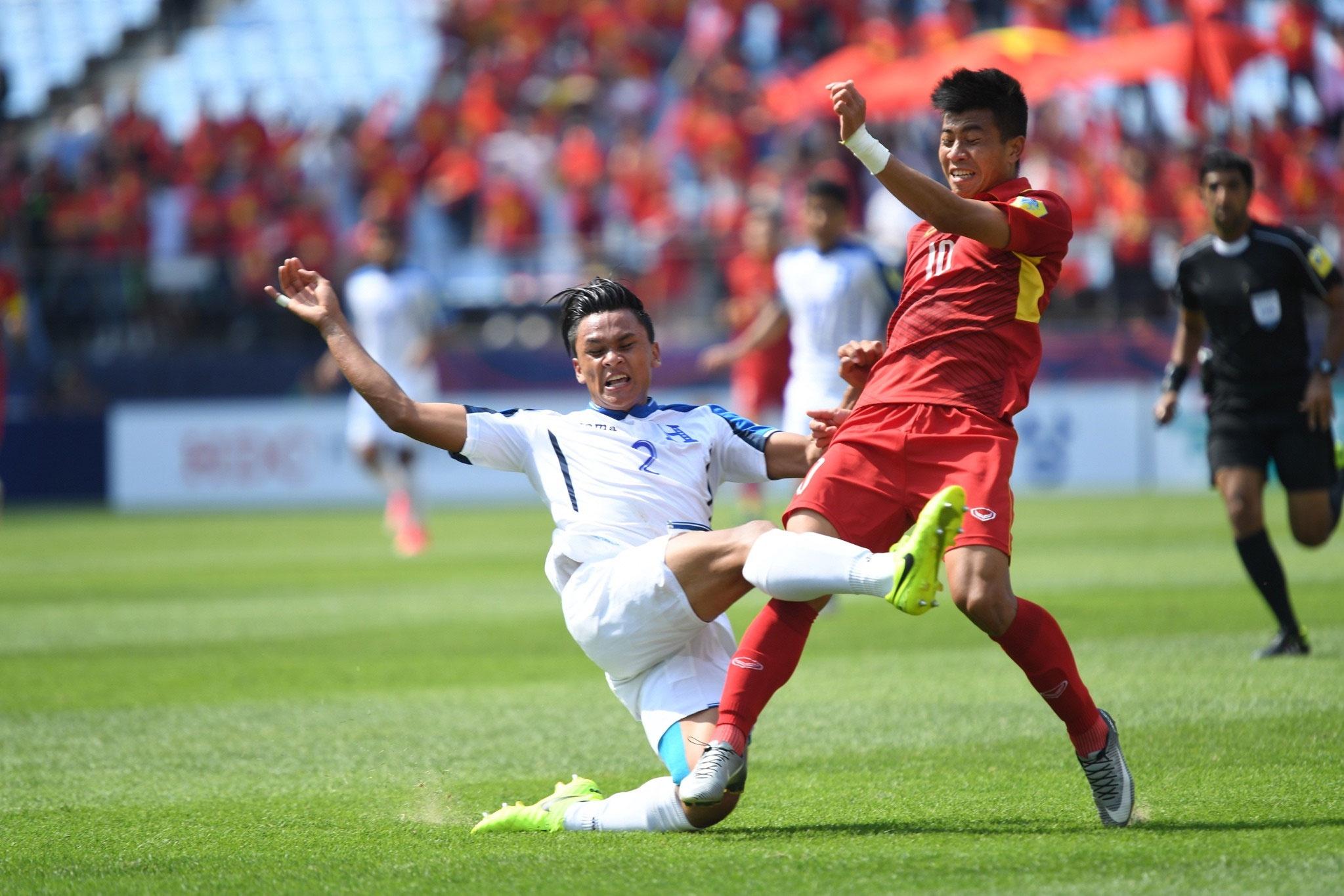 Tran U20 Viet Nam vs U20 Honduras anh 31
