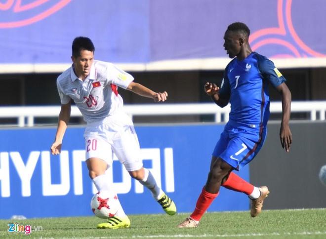 Tran U20 Viet Nam vs U20 Honduras anh 13