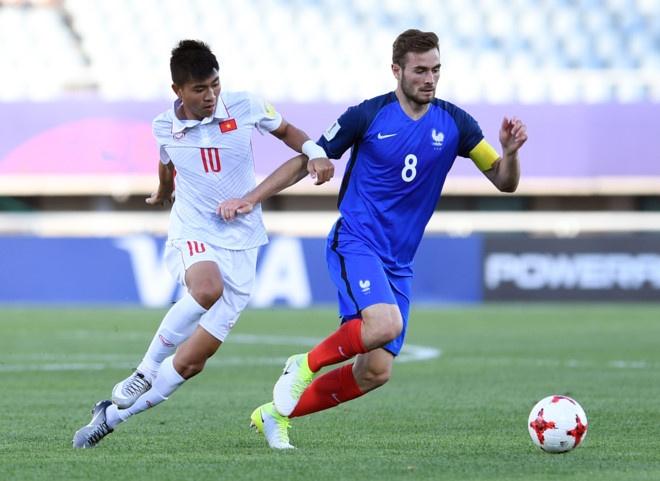 Tran U20 Viet Nam vs U20 Honduras anh 5