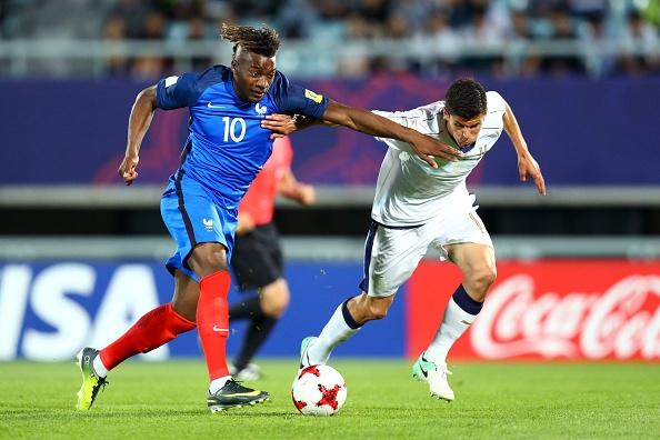 Tran U20 Phap vs U20 Italy anh 15