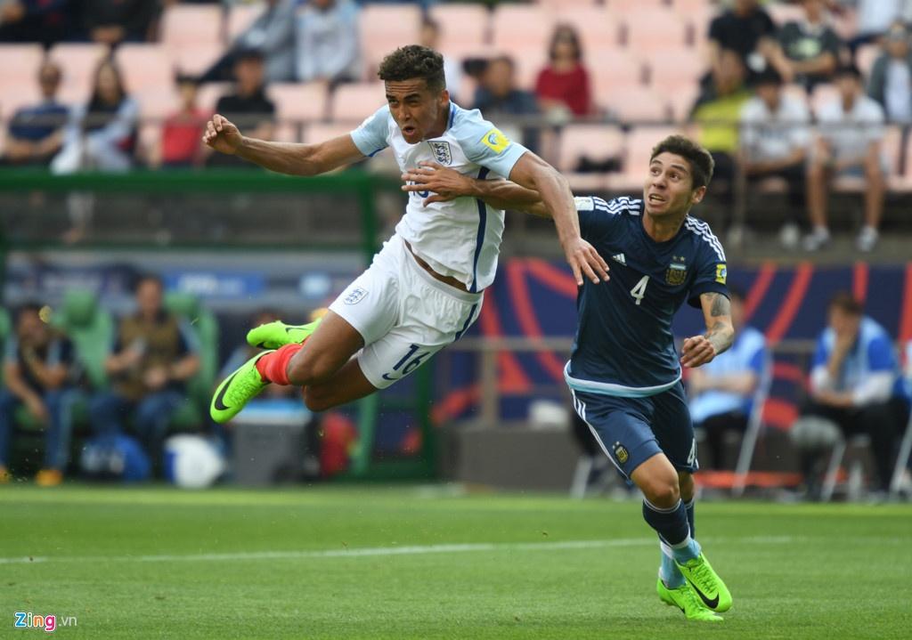 U20 Italy,  U20 Anh da tu ket anh 5