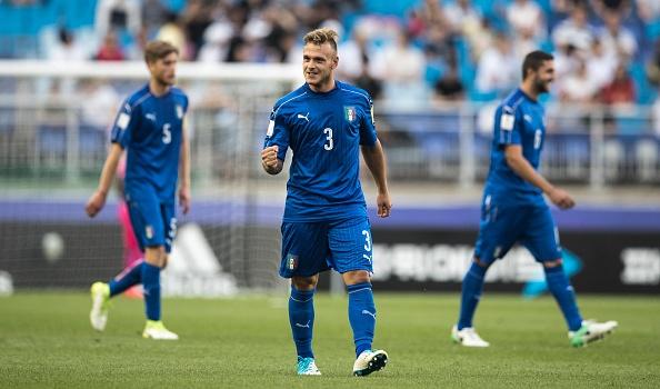U20 Italy,  U20 Anh da tu ket anh 21