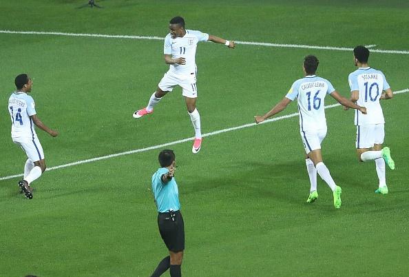 U20 Italy,  U20 Anh da tu ket anh 8