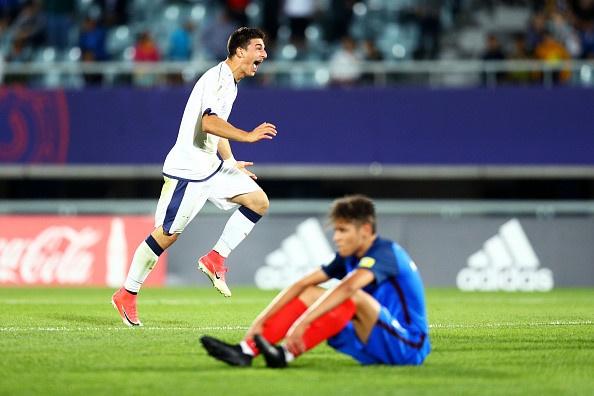 U20 Italy,  U20 Anh da tu ket anh 9
