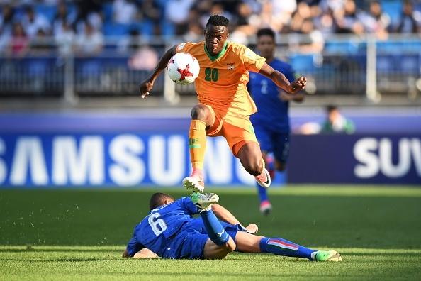 U20 Italy,  U20 Anh da tu ket anh 17