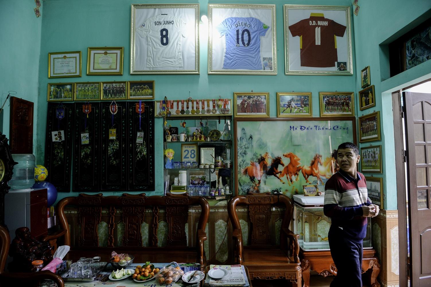 U23 Viet Nam vao chung ket nghet tho sau man nguoc dong Qatar anh 16