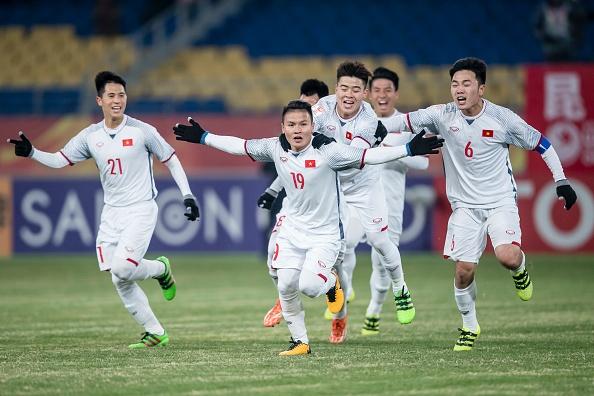 U23 Viet Nam vao chung ket nghet tho sau man nguoc dong Qatar anh 49
