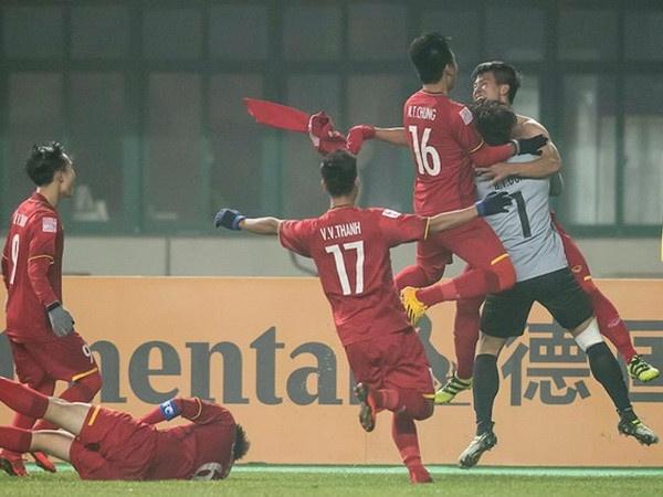 U23 Viet Nam vao chung ket nghet tho sau man nguoc dong Qatar anh 11