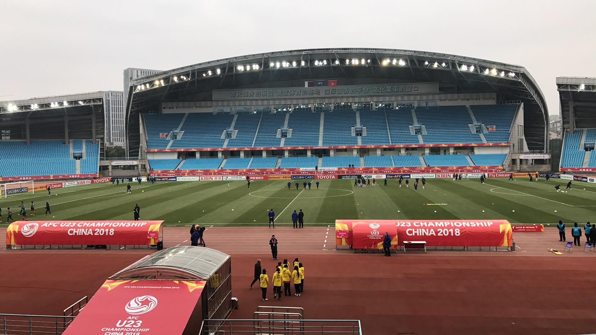 U23 Viet Nam vao chung ket nghet tho sau man nguoc dong Qatar anh 22