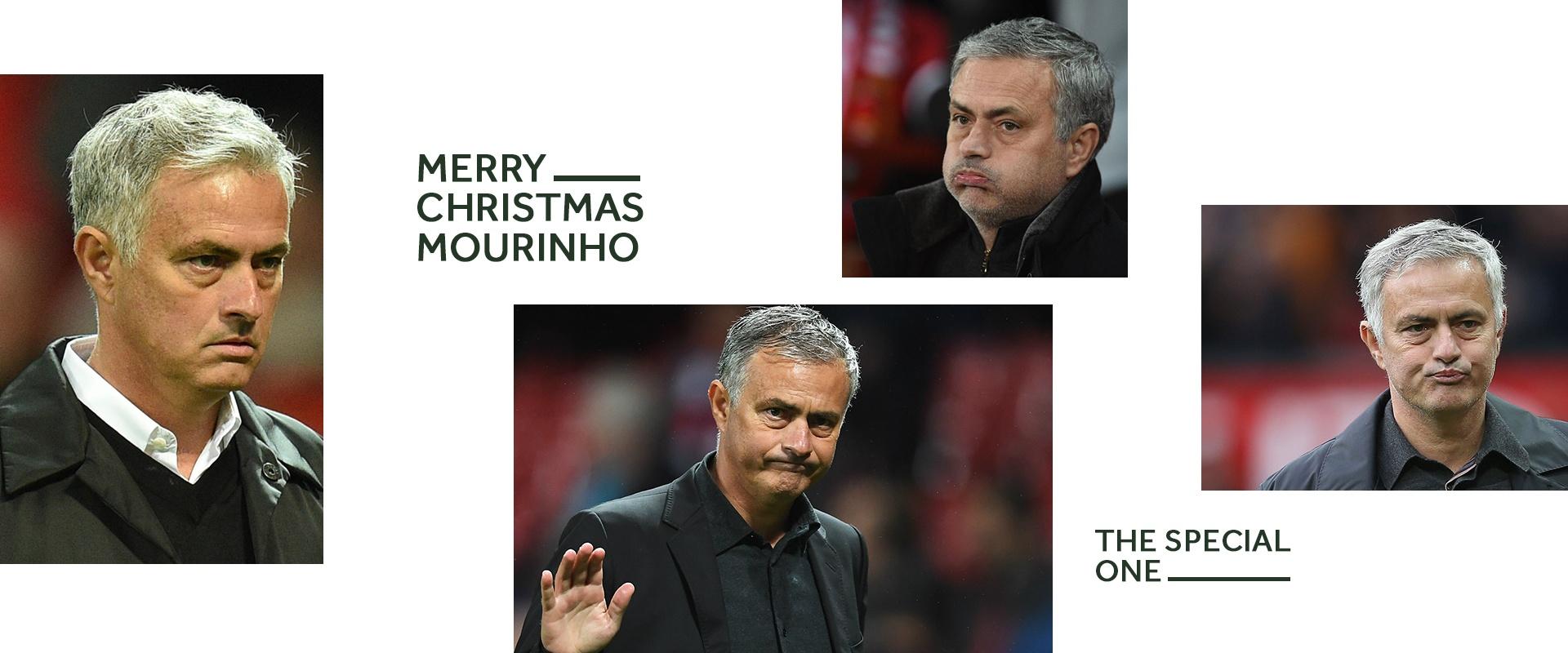 Jose Mourinho va cu nga tu dinh cao xuong vuc sau hinh anh 12
