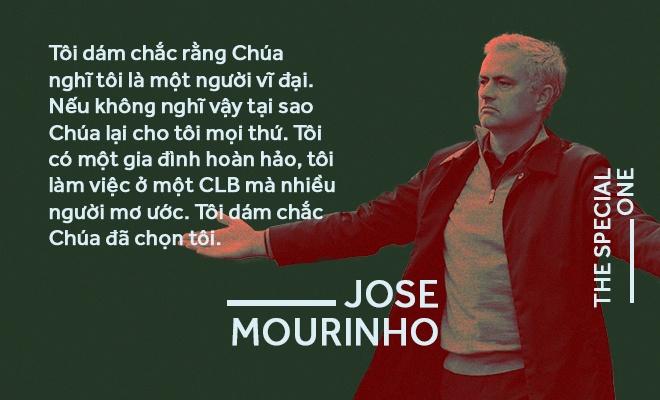 Jose Mourinho va cu nga tu dinh cao xuong vuc sau hinh anh 5