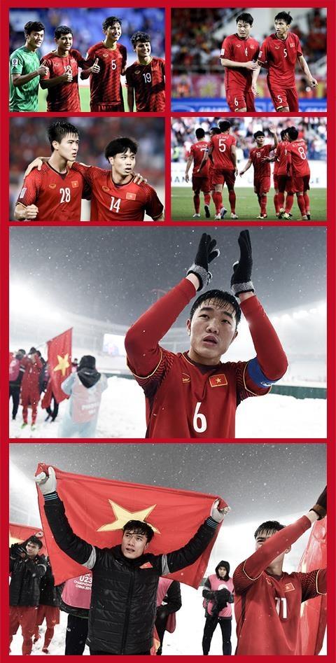 Tam biet Thuong Chau, U23 Viet Nam moi dang dan xuat hien hinh anh 9
