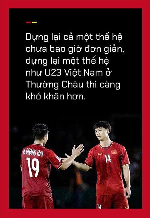 Tam biet Thuong Chau, U23 Viet Nam moi dang dan xuat hien hinh anh 8