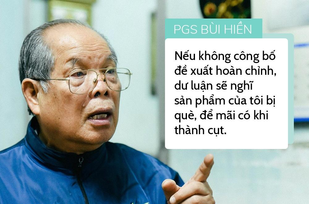 PGS Bui Hien: Nguoi khac bi 'nem da' nhu toi chac da dot quy hinh anh 4