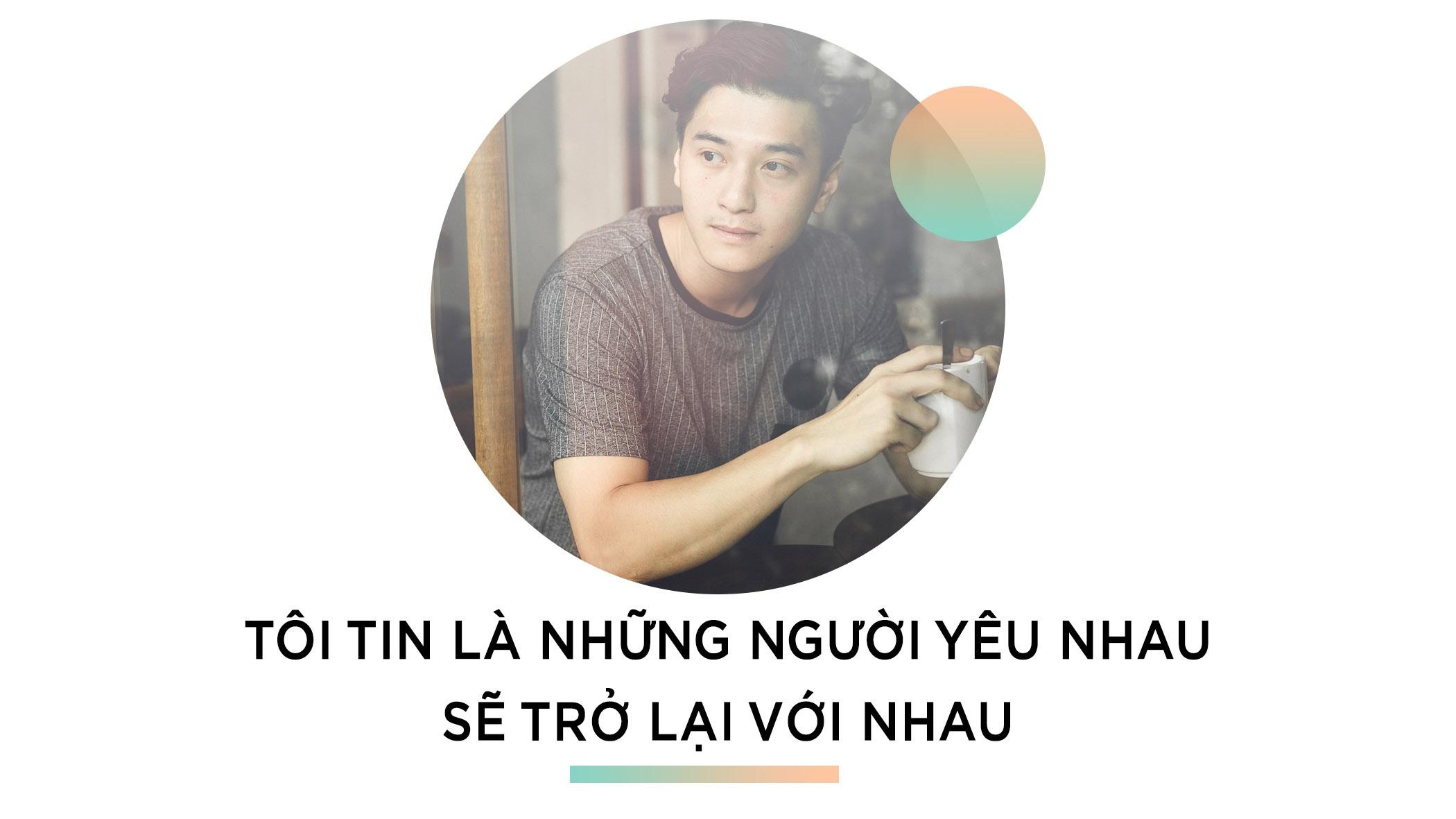 Huynh Anh: 'Khong hoi tiec khi chia tay Hoang Oanh' hinh anh 2