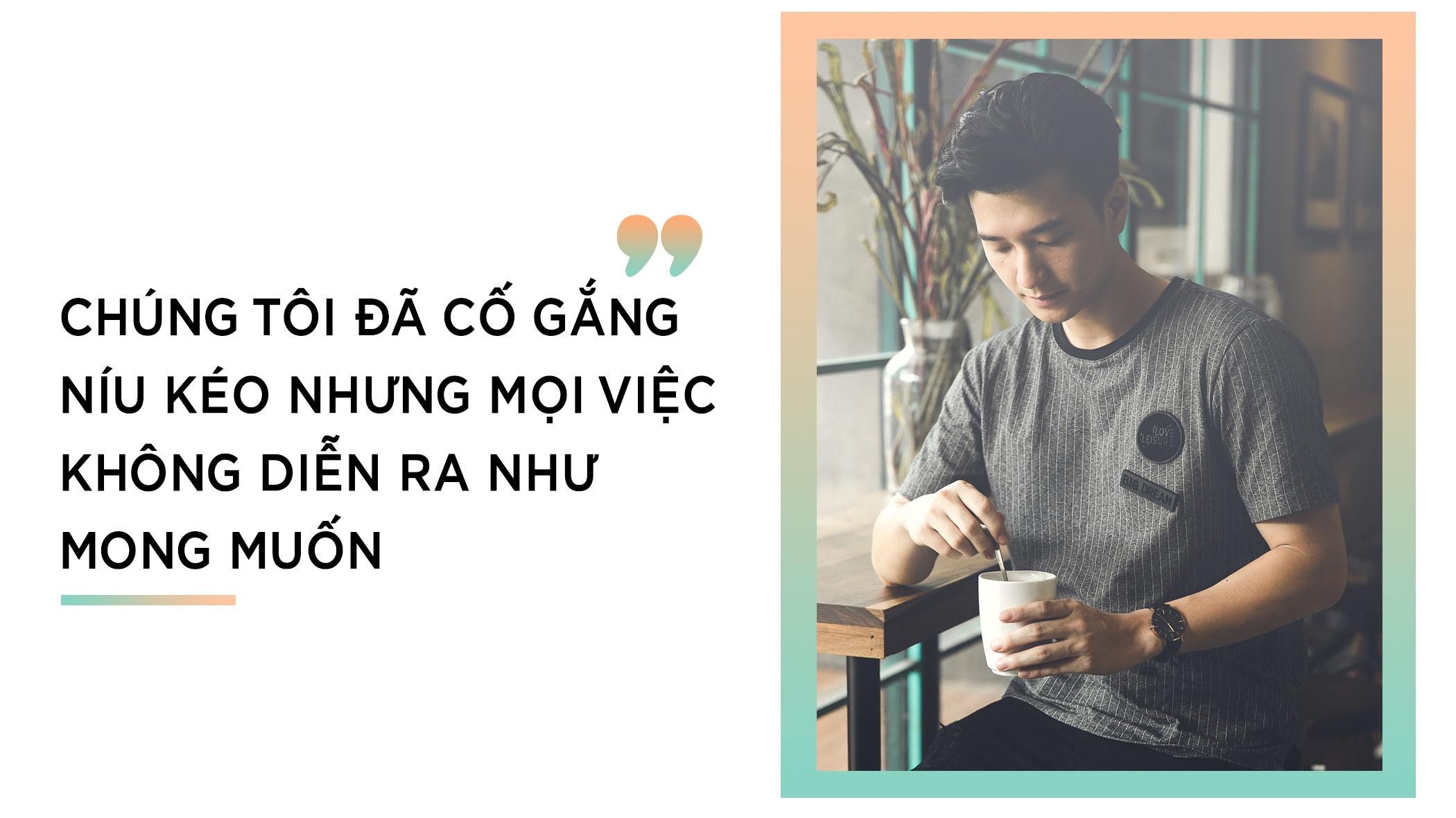 Huynh Anh: 'Khong hoi tiec khi chia tay Hoang Oanh' hinh anh 3
