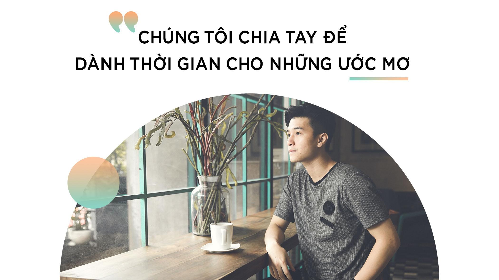 Huynh Anh: 'Khong hoi tiec khi chia tay Hoang Oanh' hinh anh 4