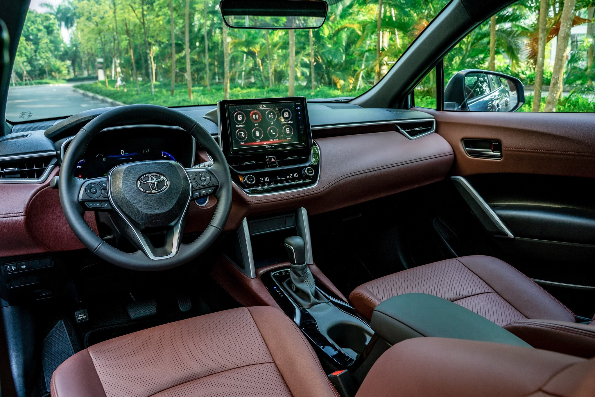 Toyota Corolla Cross anh 11