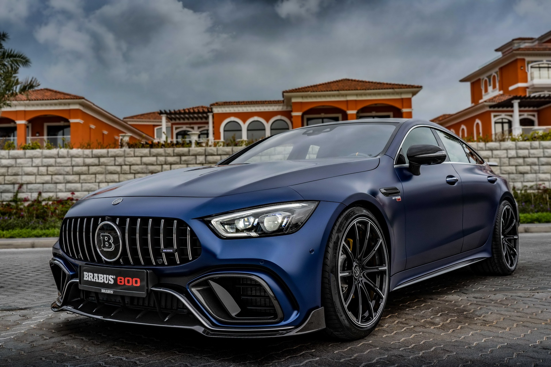 Mercedes-AMG GT 63 anh 11