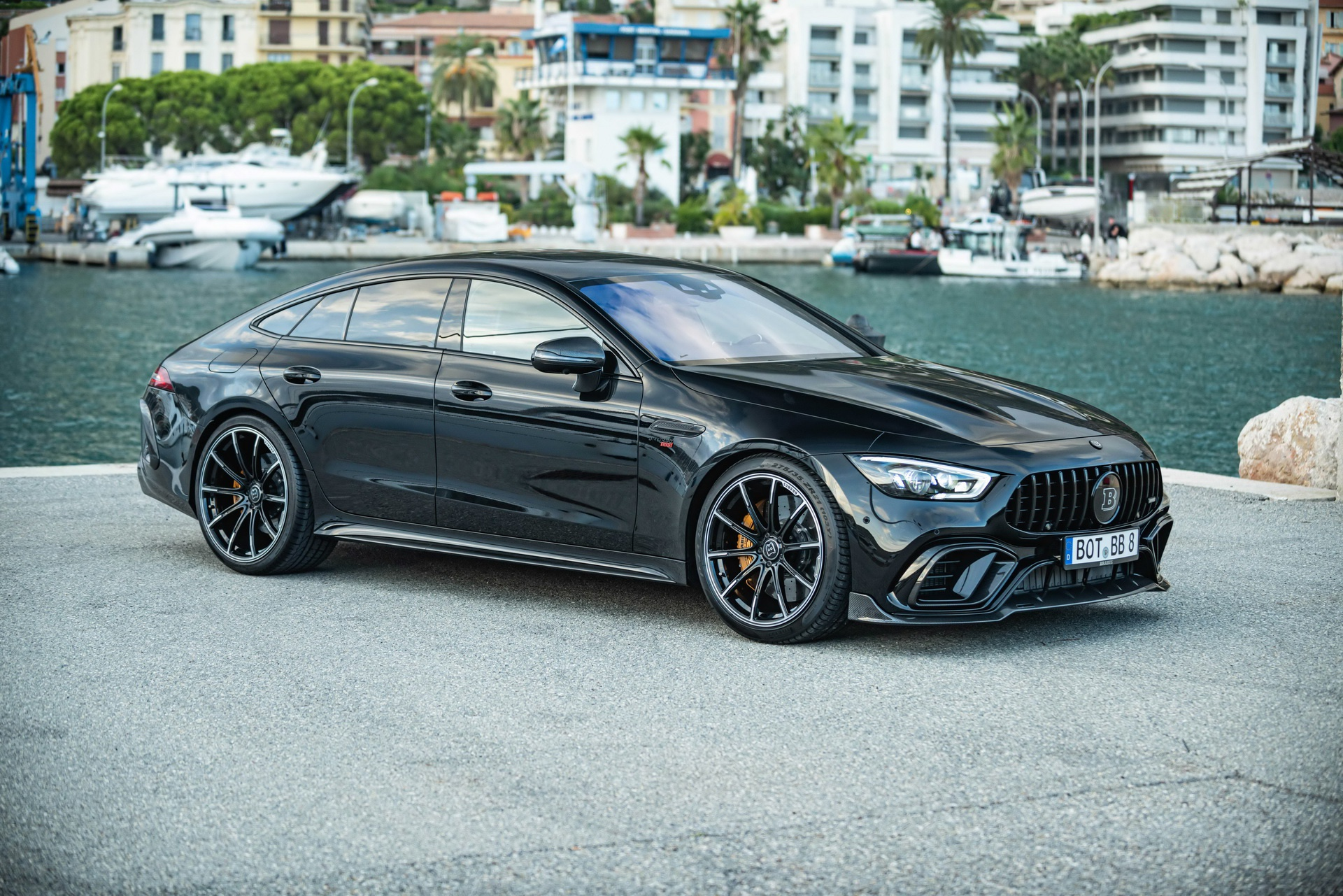 Mercedes-AMG GT 63 anh 8