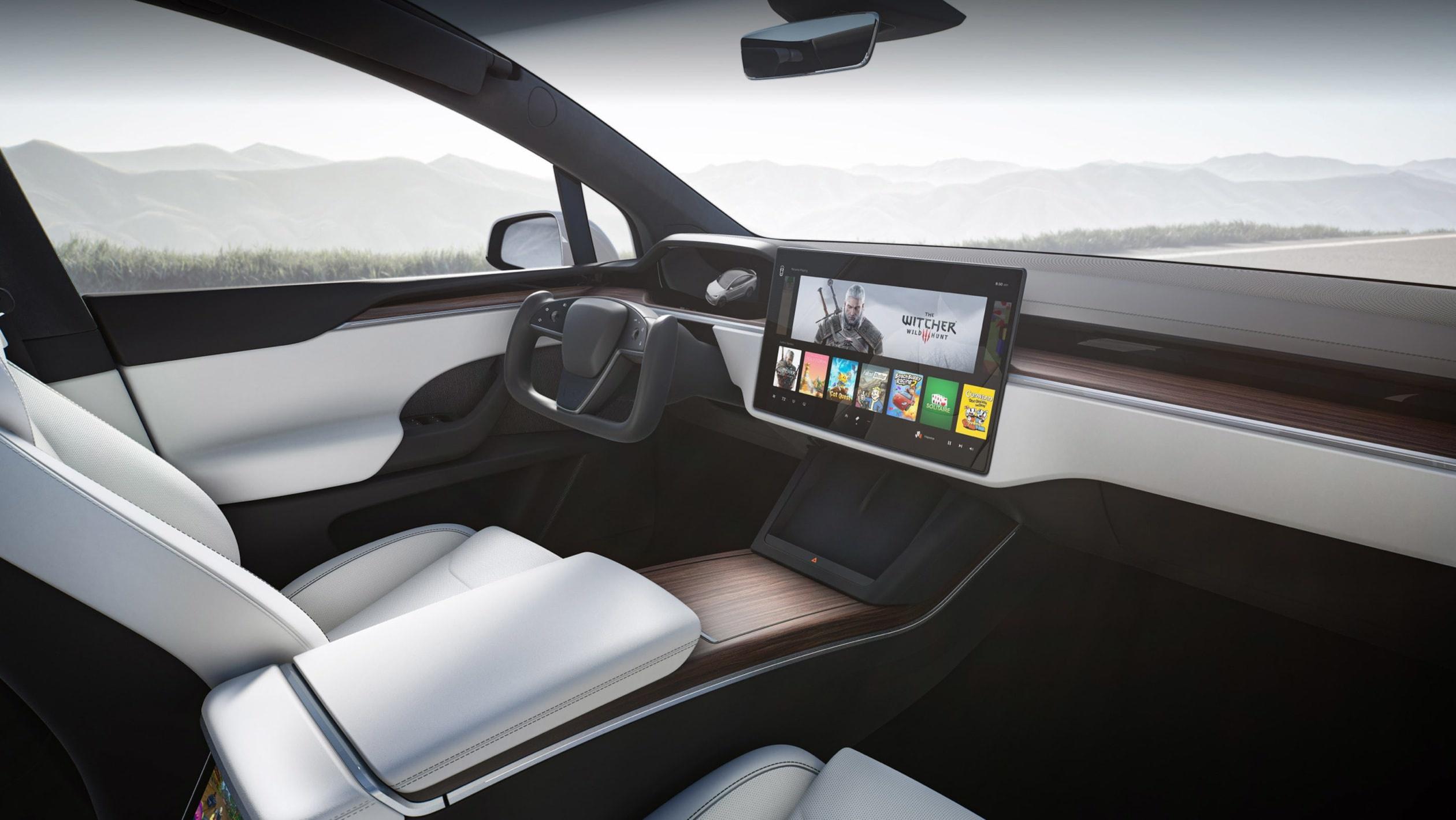 Tesla Model X anh 5