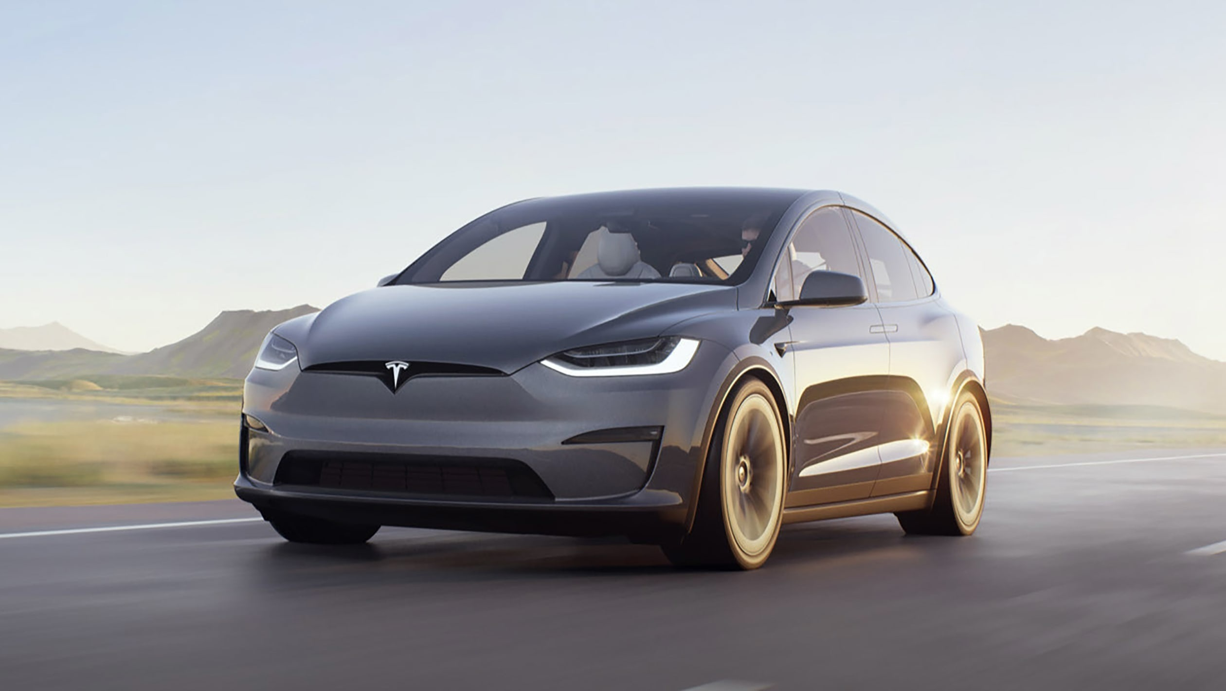 Tesla Model X anh 3