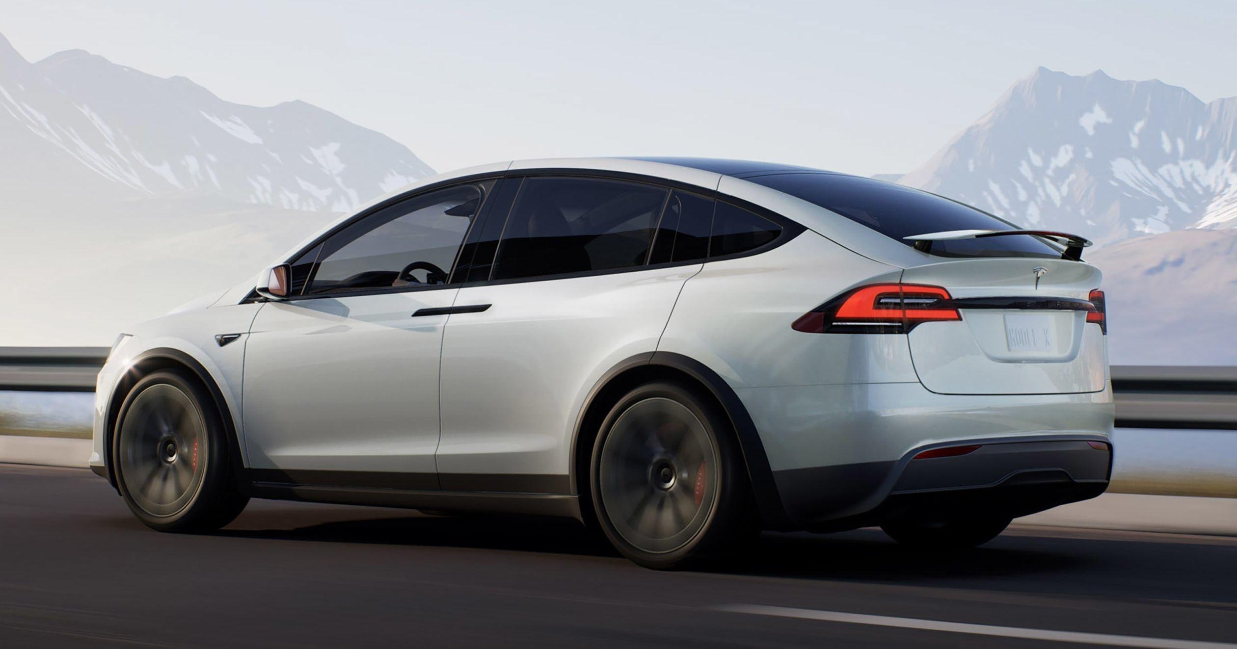 Tesla Model X anh 2