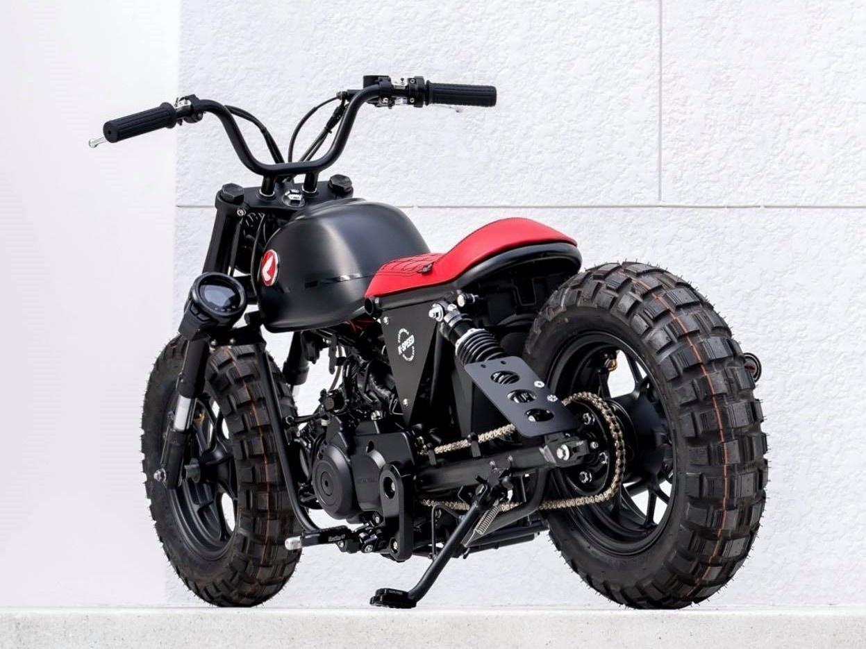 Honda Monkey 2021 anh 3