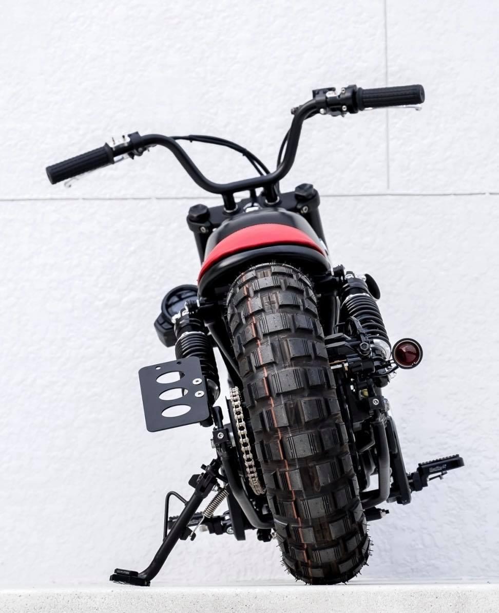 Honda Monkey 2021 anh 5