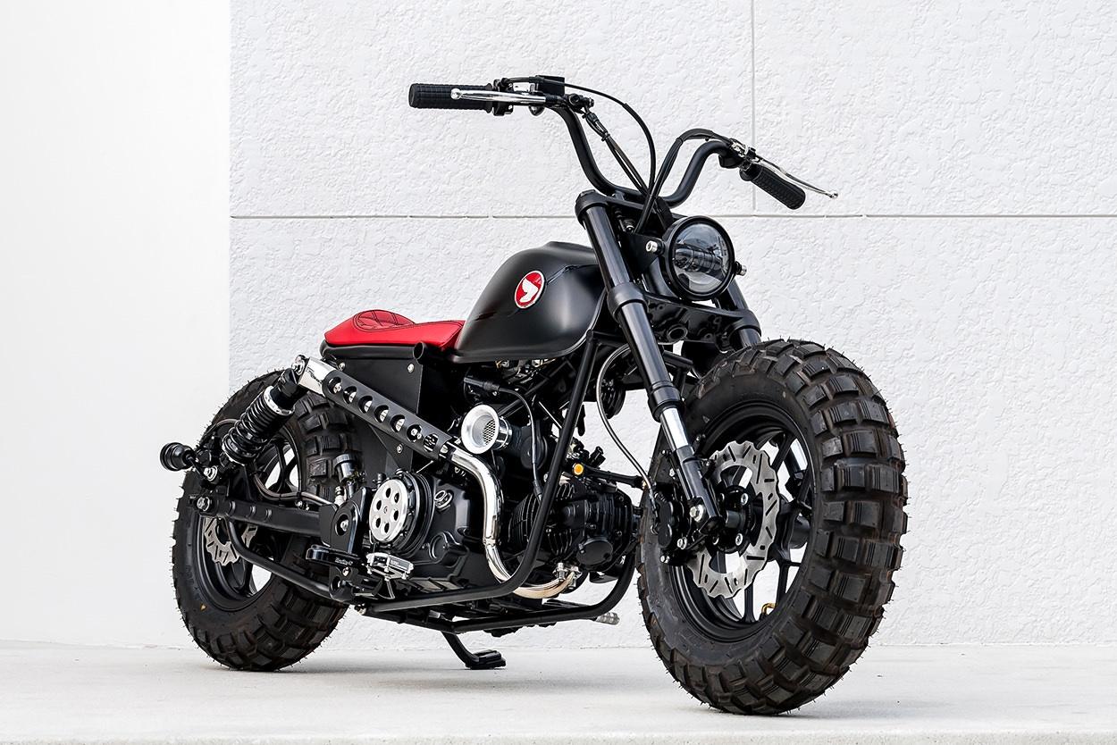 Honda Monkey 2021 anh 1