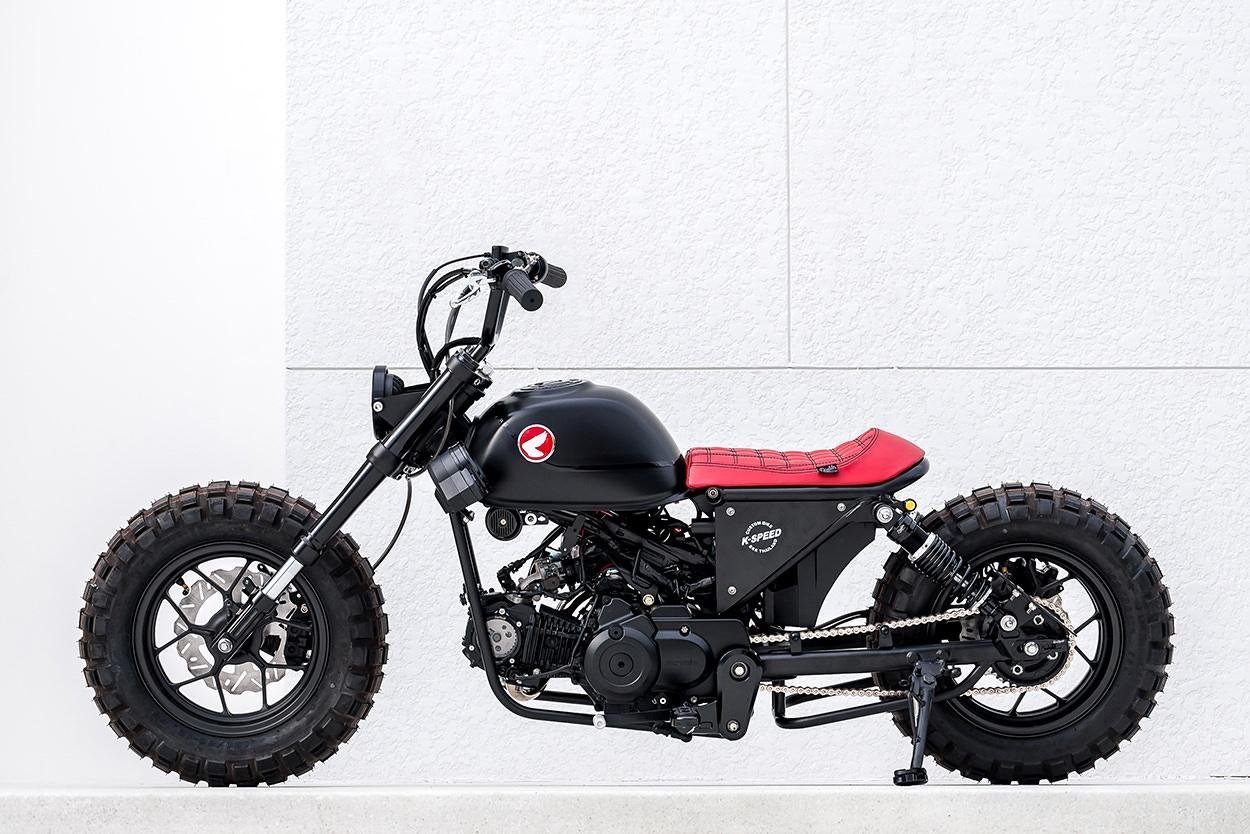 Honda Monkey 2021 anh 2
