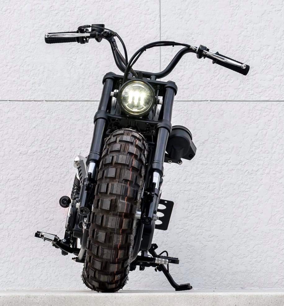 Honda Monkey 2021 anh 4