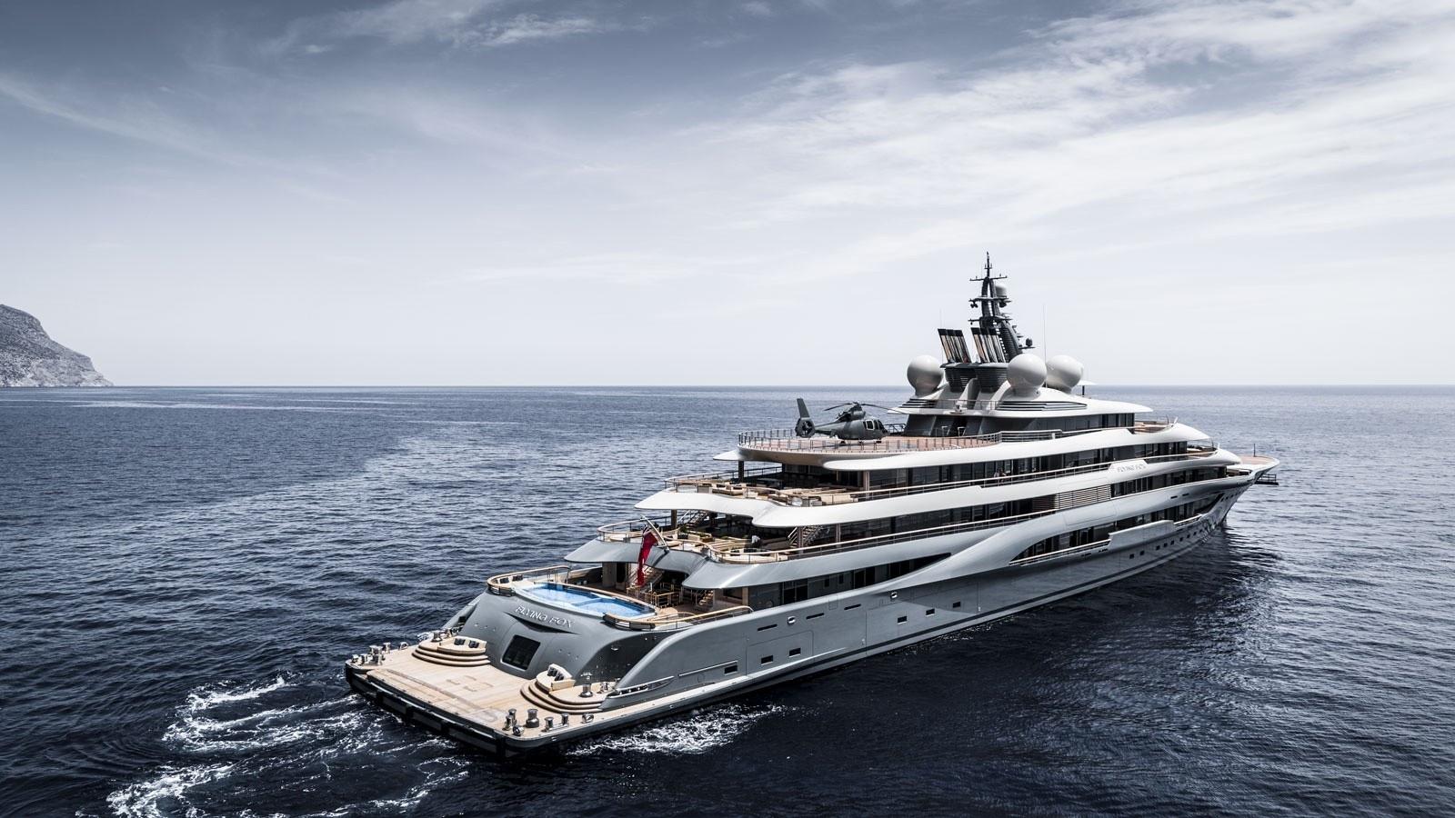 Beyonce và chồng chi 4 triệu USD thuê du thuyền để nghỉ dưỡng - Ảnh 3.
