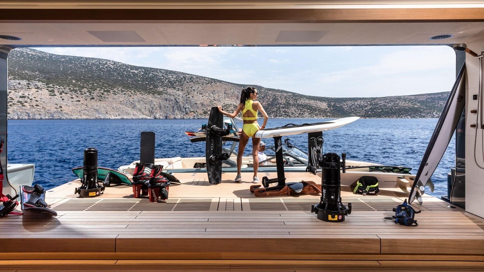 Beyonce và chồng chi 4 triệu USD thuê du thuyền để nghỉ dưỡng - Ảnh 5.