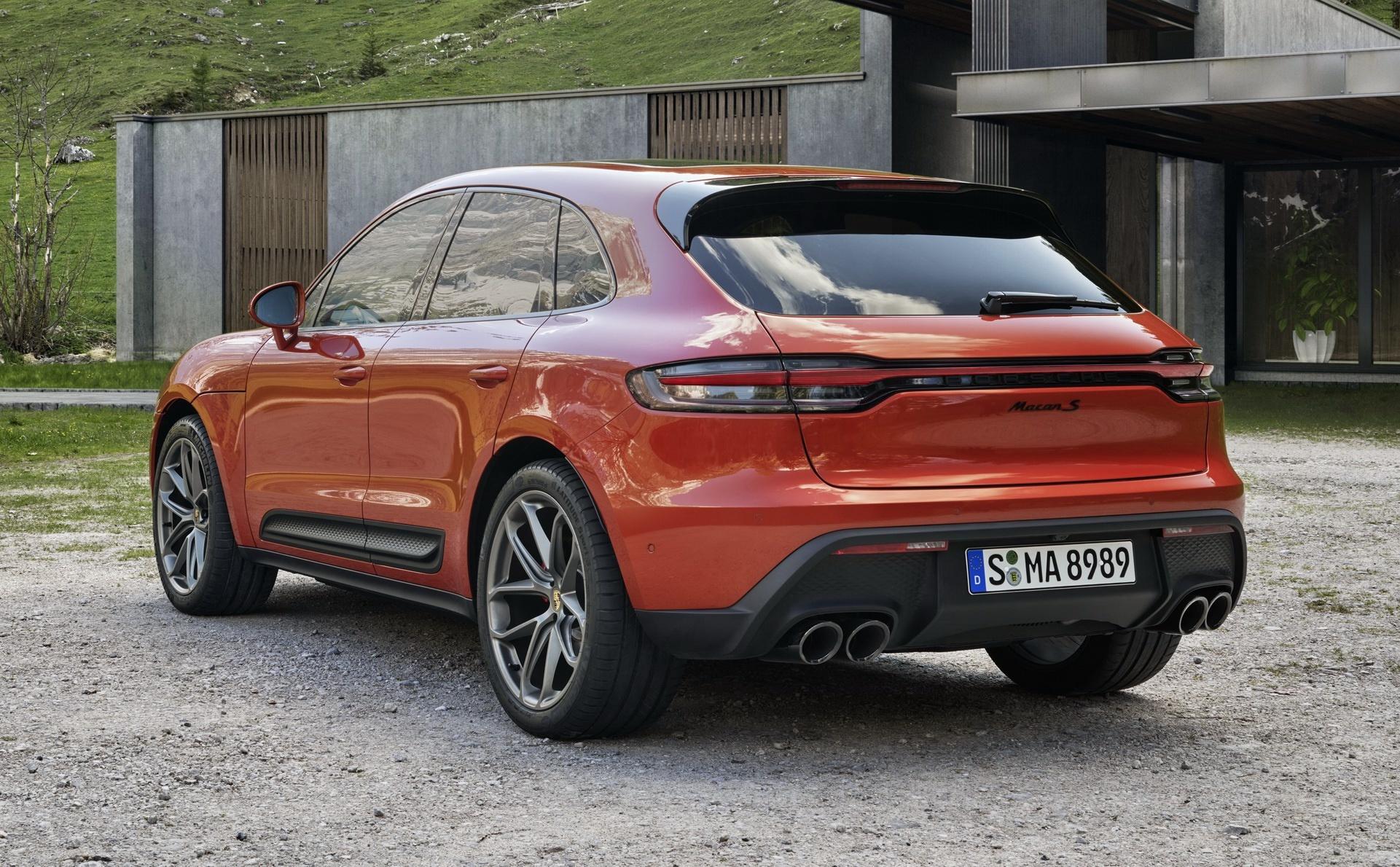 Porsche Macan 2022 anh 3