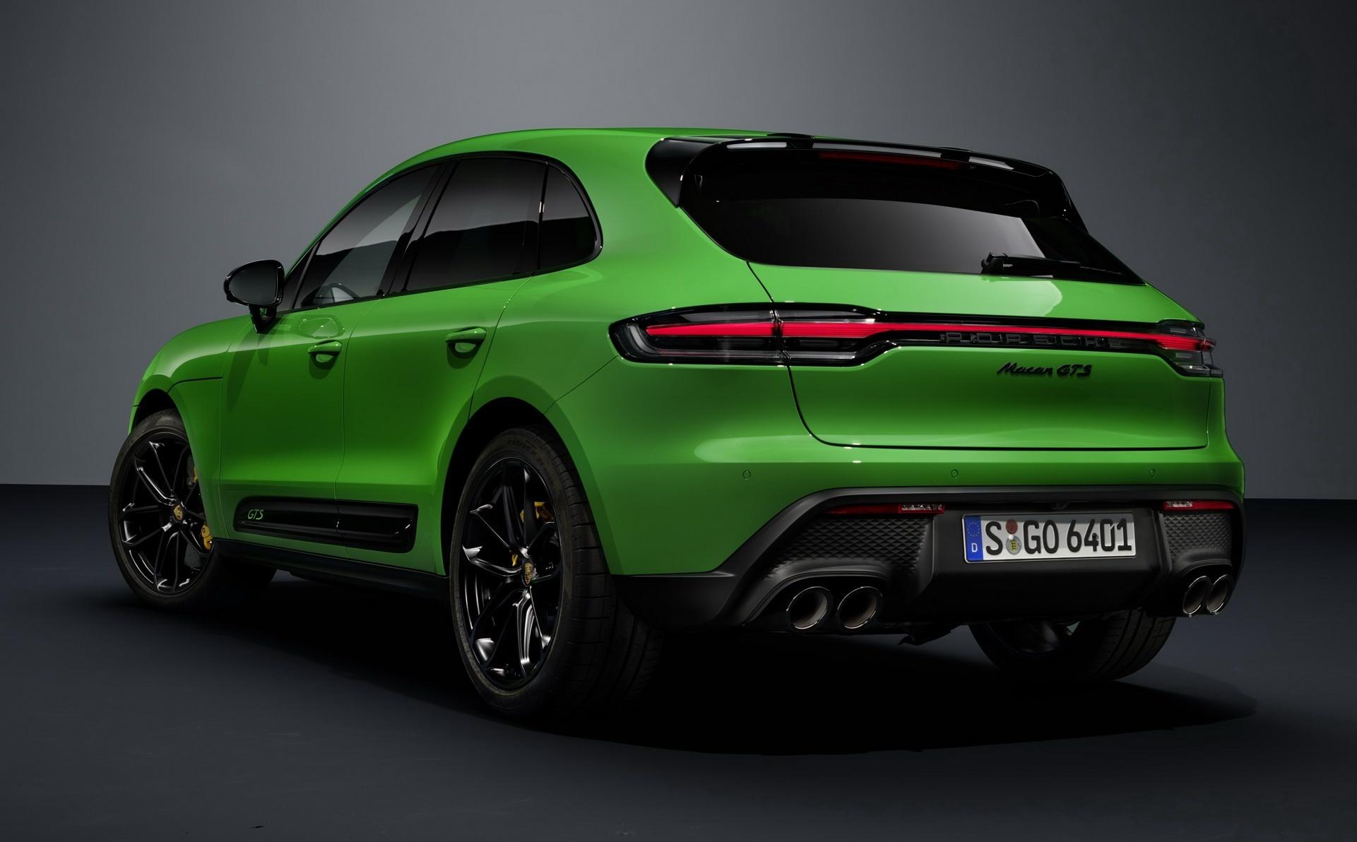 Porsche Macan 2022 anh 2