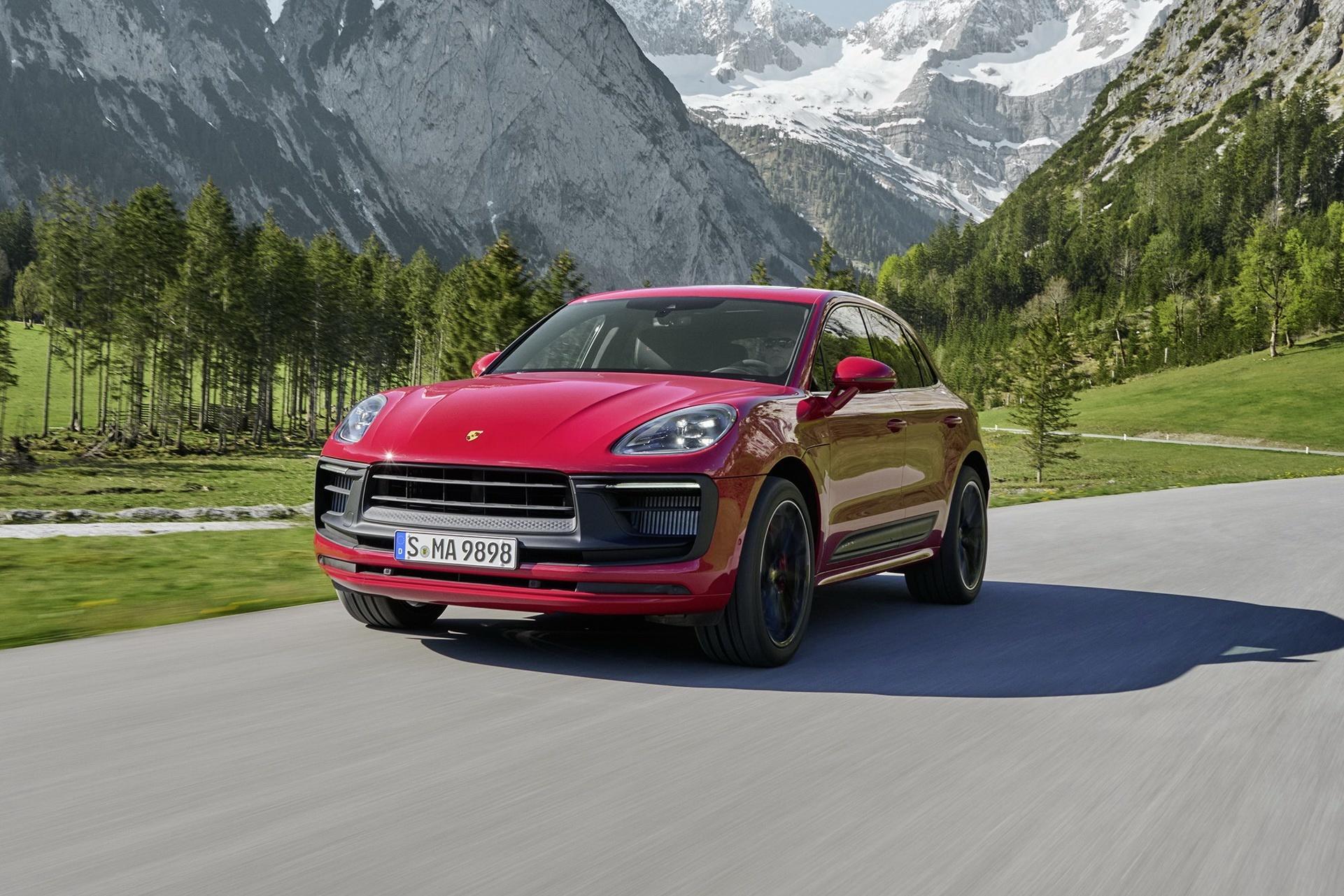 Porsche Macan 2022 anh 5