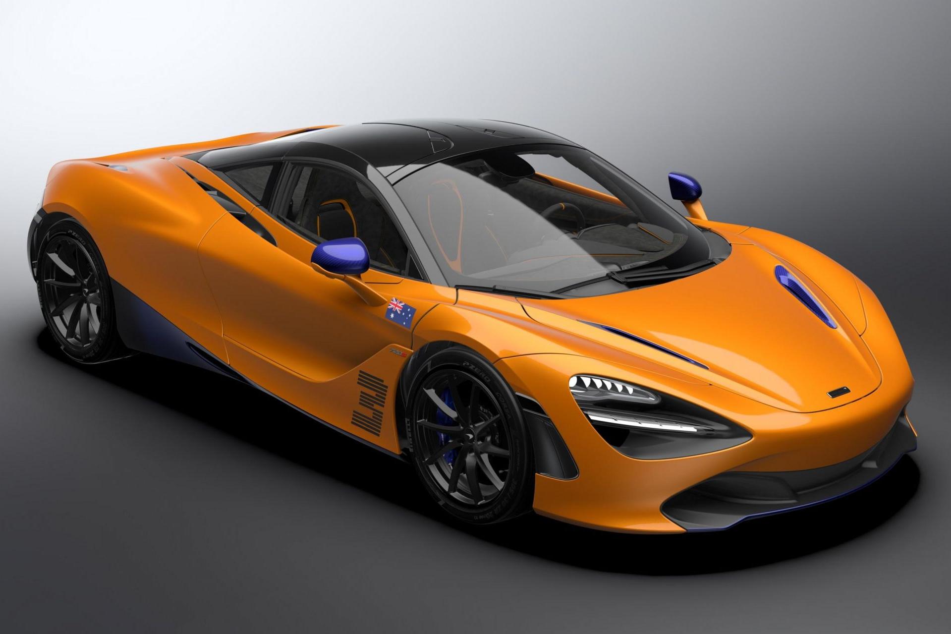McLaren 720S phien ban gioi han anh 2