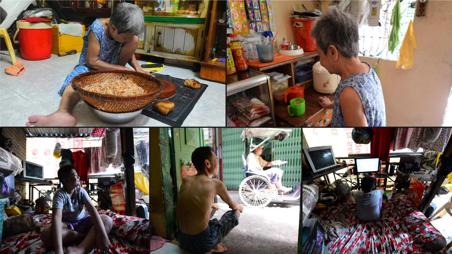 Nhung phan nguoi Sai Gon mac ket sau 27 nam giam ngheo hinh anh 14