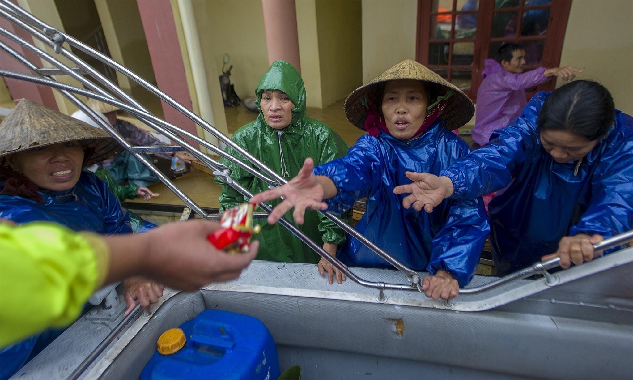 ngap o ron lu Quang Binh anh 3