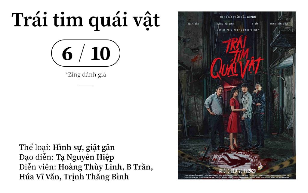 review phim Trai tim quai vat anh 2