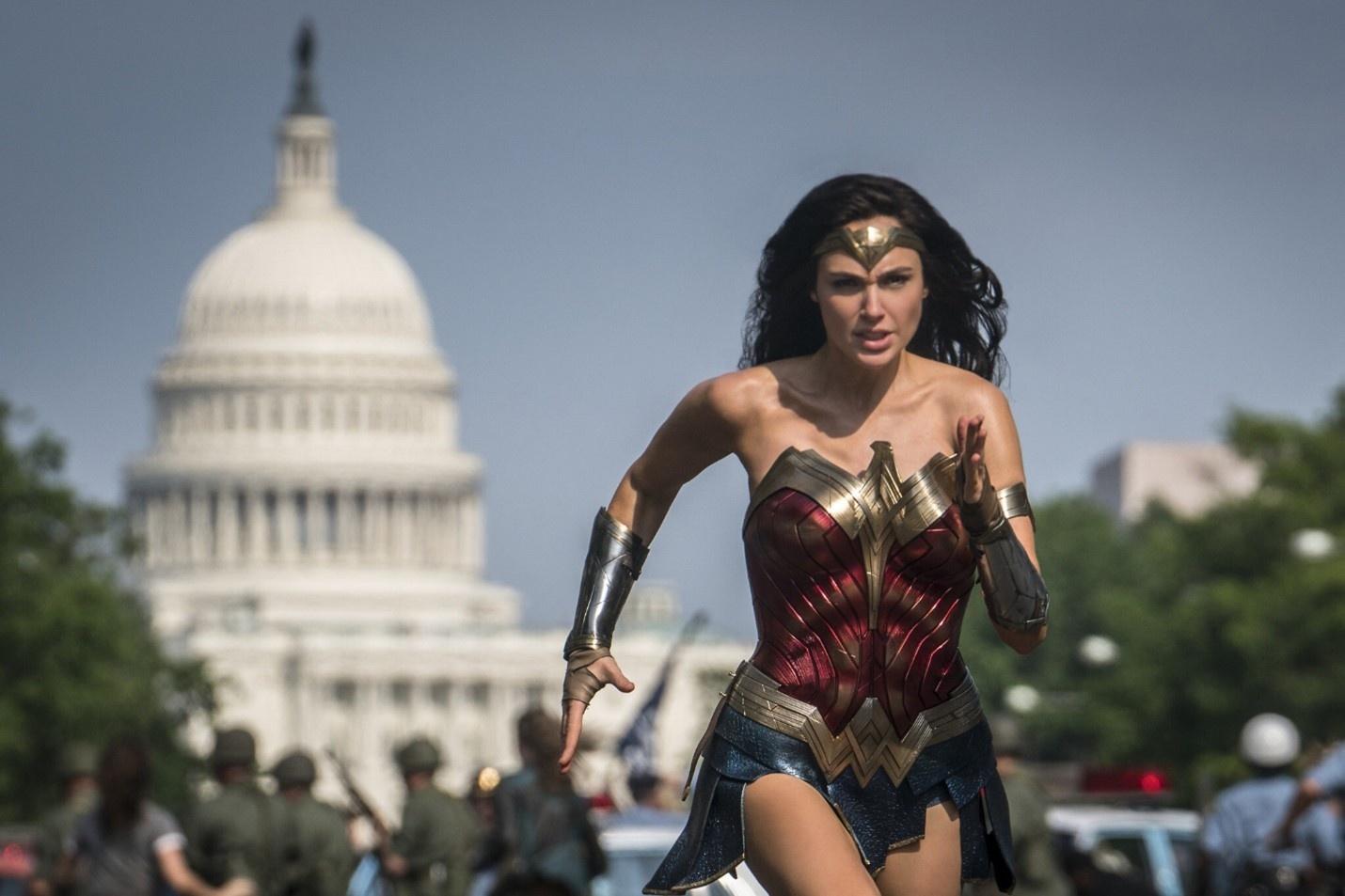 phim Wonder Woman 1984 anh 2