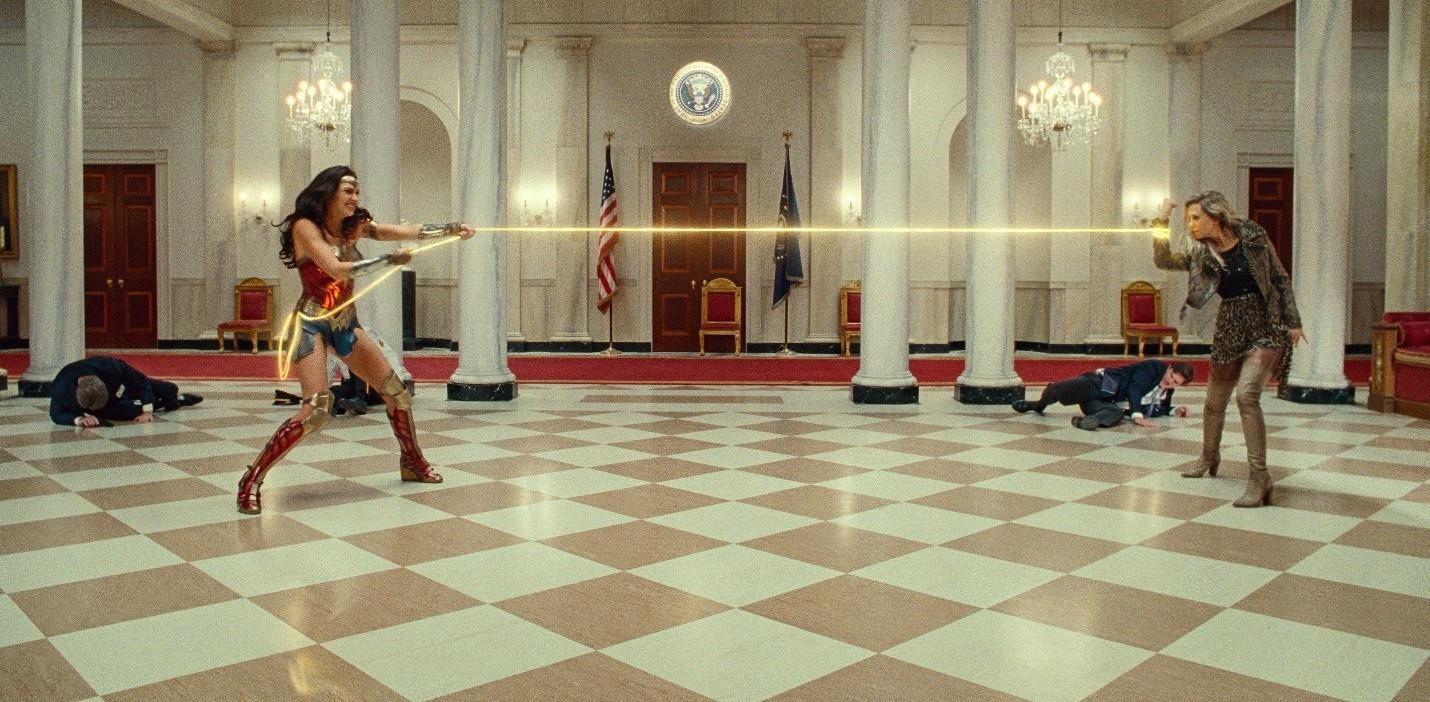 phim Wonder Woman 1984 anh 3