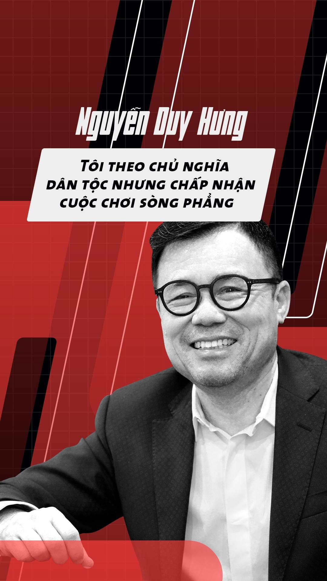 'Toi theo chu nghia dan toc nhung chap nhan cuoc choi song phang' hinh anh 1
