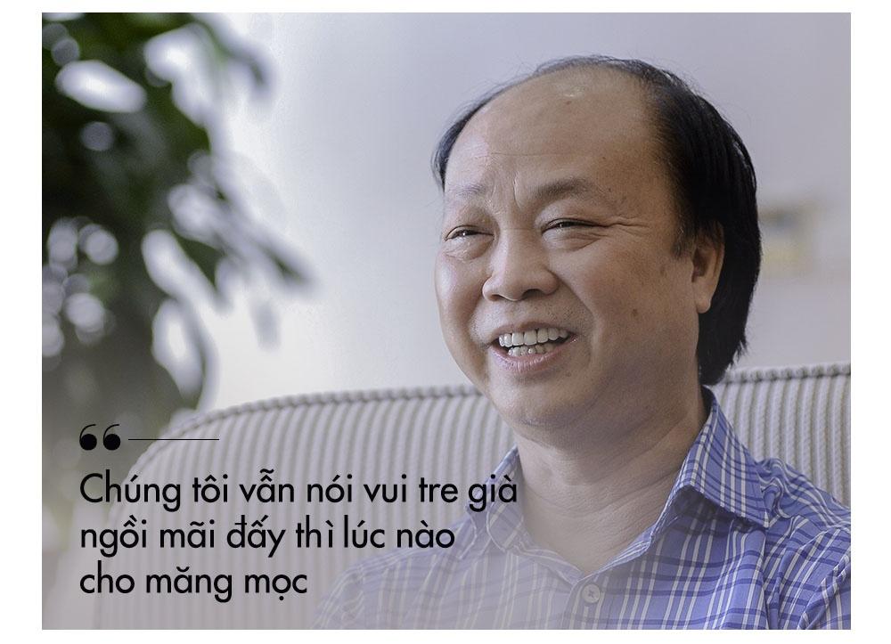 Tan chu tich LienVietPostBank: 'Ve gia toi van khoi nghiep cung nen' hinh anh 5