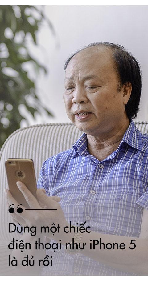 Tan chu tich LienVietPostBank: 'Ve gia toi van khoi nghiep cung nen' hinh anh 9