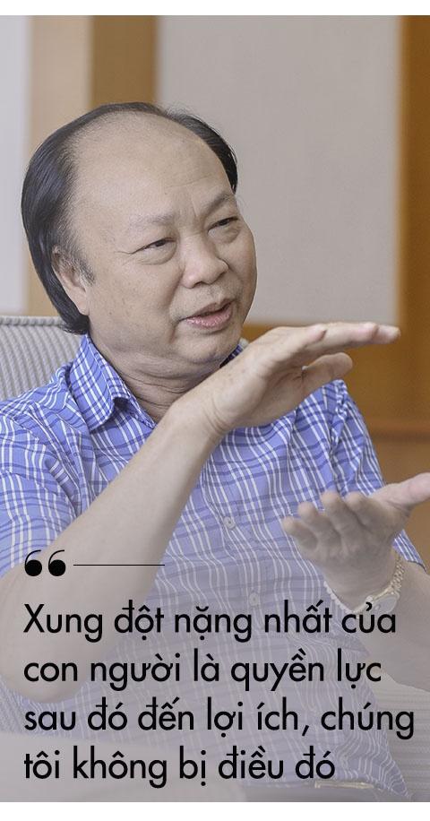 Tan chu tich LienVietPostBank: 'Ve gia toi van khoi nghiep cung nen' hinh anh 7
