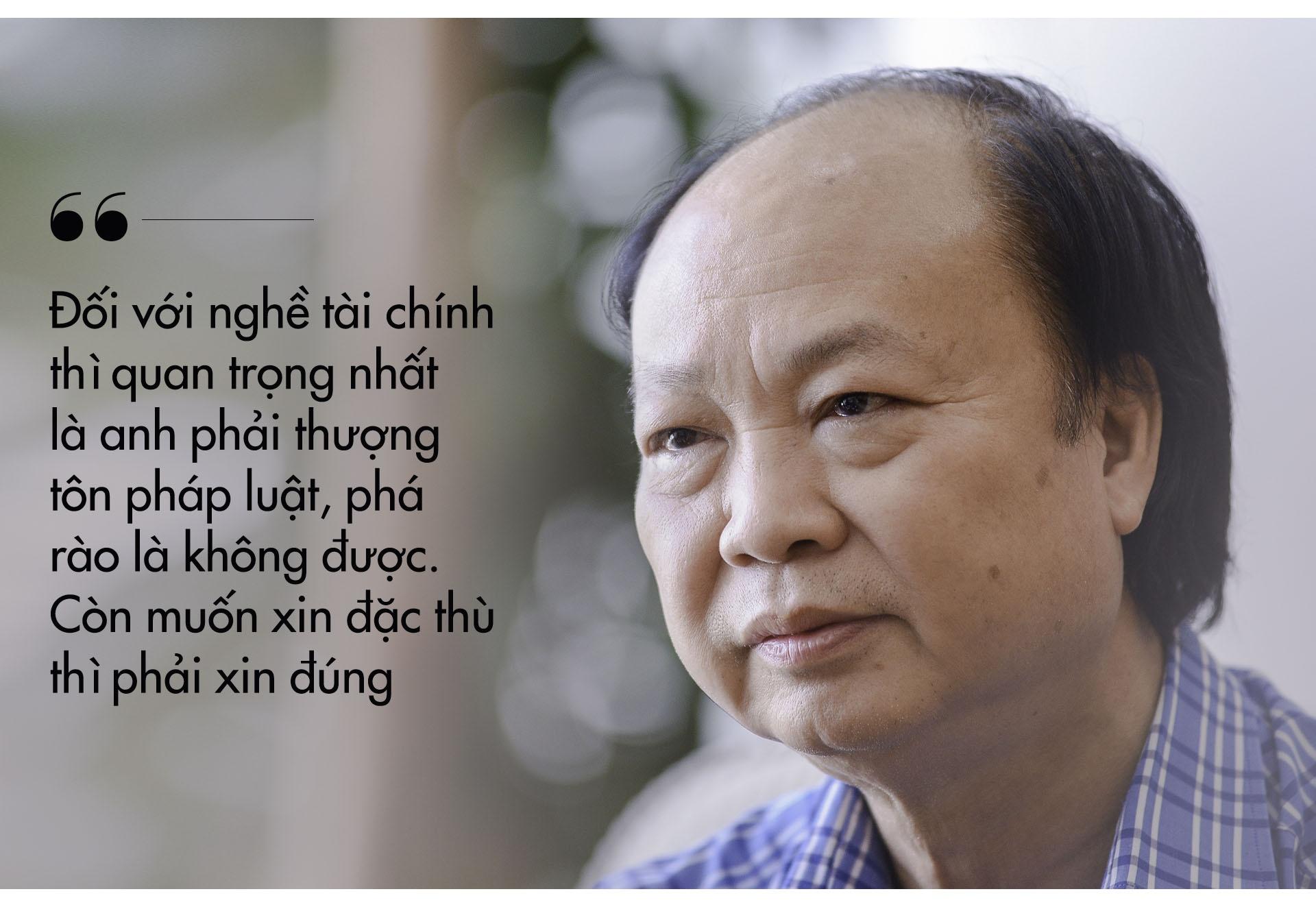 Tan chu tich LienVietPostBank: 'Ve gia toi van khoi nghiep cung nen' hinh anh 12