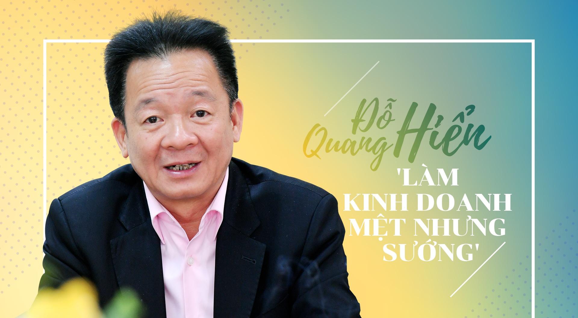 Bau Hien: 'Lam kinh doanh met nhung suong' hinh anh 2